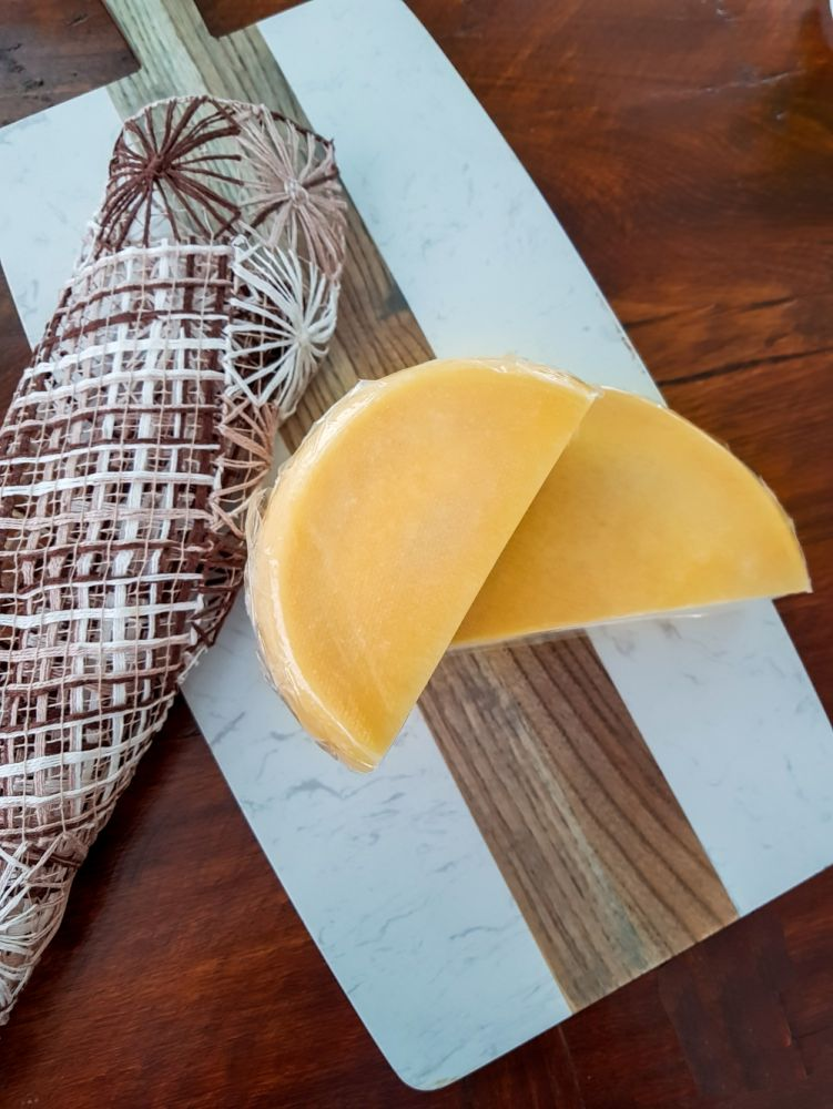 Queijo Raclette - 12cm - 500g